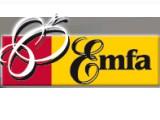 Логотип Emfa, сеть мебельных магазинов