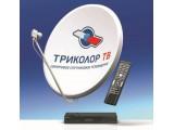 Логотип Триколор ТВ Саратов