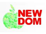 Логотип NewDom
