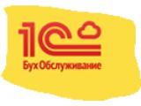 Логотип 1C:БухОбслуживание. Компьютерный аудит. Саратов