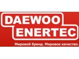 Логотип DAEWOO ENERTEC ИП Железнова Я. А.